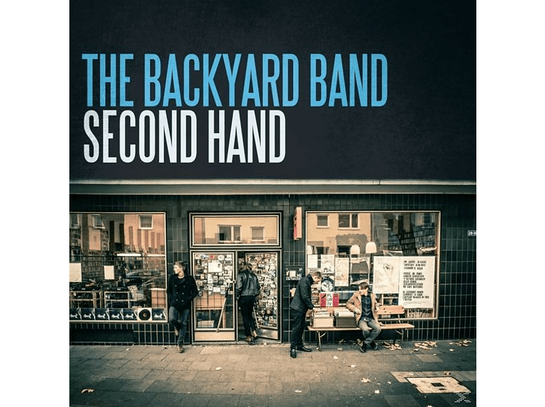 The Backyard Band - Second Hand [Vinyl]