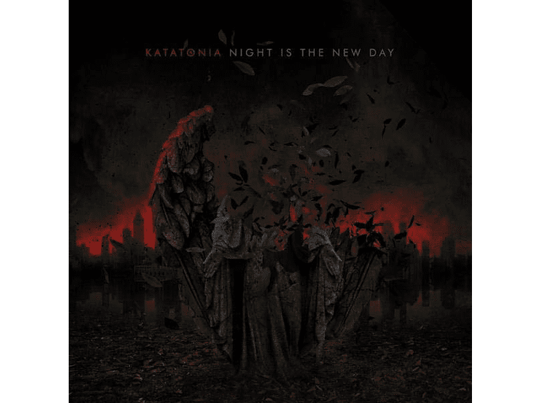 Katatonia - Night Is The New Day (Coloured-LP) [Vinyl]